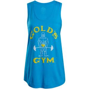 Gold's Gym Women's Classic Joe Racerback Tank Top - Blue