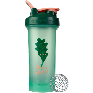 Blender Bottle Foodie Special Edition Classic 28 oz. Shaker Cup - Kale Yeah