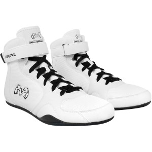 RIVAL Boxing RSX-Genesis Lo-Top Boxing Boots - White