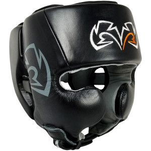 RIVAL Boxing RHG20 Pro Training Headgear - Black