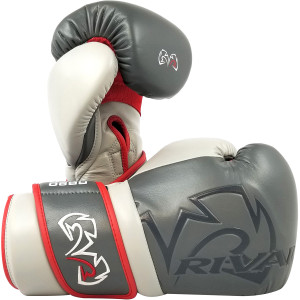 RIVAL Boxing RB80 Impulse Bag Gloves - Gray