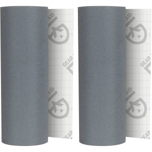 """Gear Aid Tenacious Tape  3"""" x 20"""" No-Sew Peel and Stick Reflective Tape - 2-Pack"""