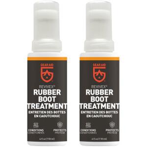 Gear Aid Revivex 4 oz. Rubber Boot Treatment - 2-Pack