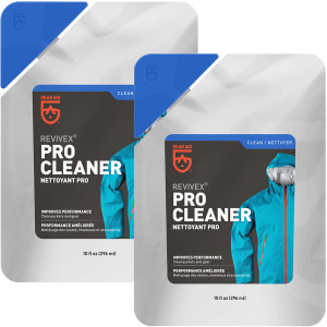 Gear Aid Revivex 10 oz. Outerwear Pro Cleaner - 2-Pack