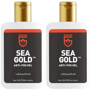 Gear Aid Sea Gold 1.25 oz. Water Sports Anti-Fog Gel - 2-Pack