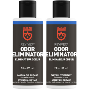 Gear Aid MiraZyme Odor Eliminator - 2-Pack