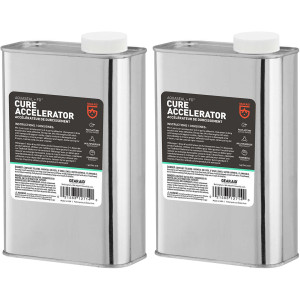 Gear Aid Aquaseal FD Cure Accelerator and Cleaner - 2-Pack