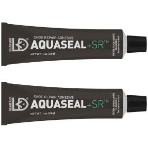 Gear Aid Aquaseal 1 oz. SR Permanent Shoe Repair Adhesive - 2-Pack