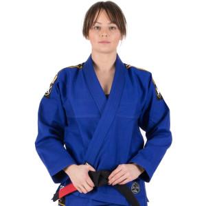 Tatami Fightwear Women's Nova Absolute BJJ Gi - Blue
