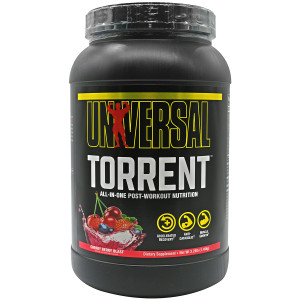 Universal Nutrition Torrent Supplement - 15 Servings - Cherry Berry Blast