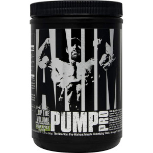 Universal Nutrition Animal Pump Pro - 20 Servings - Green Apple
