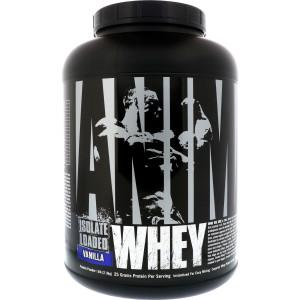 Universal Nutrition Animal Whey - 68 Servings - Vanilla