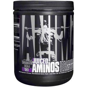 Universal Nutrition Animal Juiced Aminos - Grape - 30 Servings