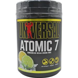 Universal Nutrition Atomic 7 - About 74 Servings - 'Lectric Lemon Lime