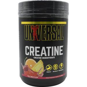 Universal Nutrition Creatine Powder Supplement - 85 Servings - Fruit Punch