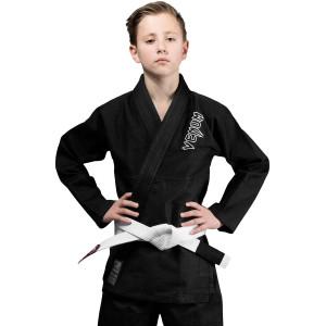 Venum Kids Contender Brazilian Jiu-Jitsu Gi - Black