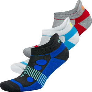 Balega Kids Hidden Cool 2 No Show Running Socks