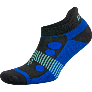 Balega Kids Hidden Cool 2 No Show Running Socks - Navy/Cobalt