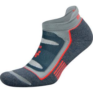 Balega Blister Resist No Show Running Socks - Legion Blue/Gray