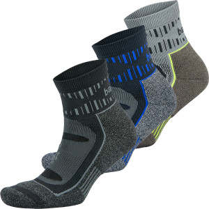 Balega Blister Resist Quarter Length Running Socks