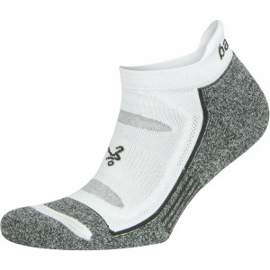 Balega Blister Resist No Show Running Socks - White