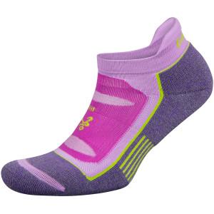 Balega Blister Resist No Show Running Socks - Ultra Violet/Bright Lilac