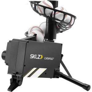 SKLZ Catapult Soft Toss Pitching Machine - Black