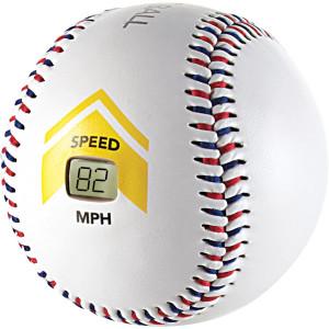 SKLZ Bullet Speed Detection Training Ball - White