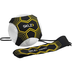 SKLZ Star-Kick Solo Soccer Trainer - Black/Yellow