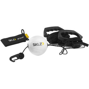 SKLZ Zip-N-Hit Pro Baseball Batting Trainer - Black