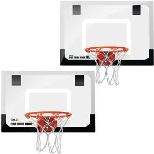 SKLZ Pro Mini Basketball Hoop - Black/White