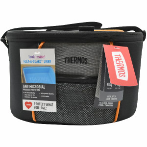Thermos Element5 Can Cooler Bag - Black/Gray