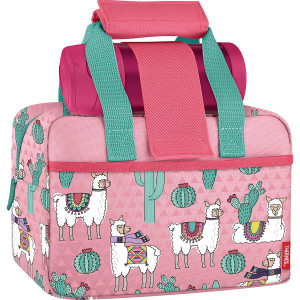 Thermos Kid's Funtainer Lunch Duffle with Bottle - Desert Llamas