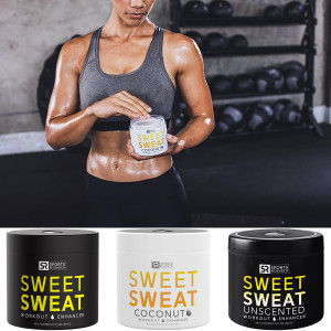 Sports Research 13.5 oz Sweet Sweat Workout Enhancer Gel