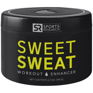 Sports Research 6.5 oz Sweet Sweat Workout Enhancer Gel