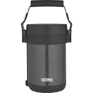 Thermos Vacuum Insulated All-In-One Meal Carrier with Spoon - Stainless Steel