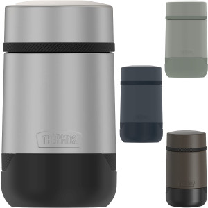 Thermos 18 oz. Guardian Collection Vacuum Insulated Stainless Steel Food Jar
