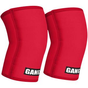 Sling Shot Gangsta Knee Sleeves by Mark Bell - Red