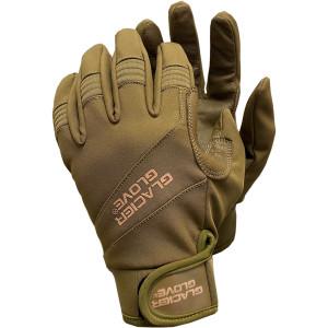 Glacier Glove Guide Full Finger Gloves - Coyote