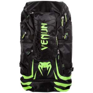 Venum Challenger Xtreme Backpack - Black/Neo Yellow