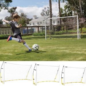 SKLZ Quickster Soccer Goal - White/Yellow