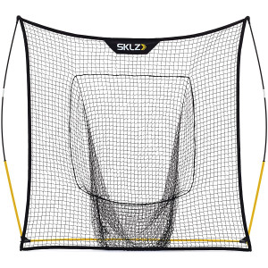SKLZ Quickster Baseball and Softball Vault Net - Black