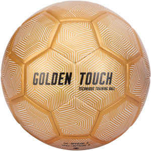 SKLZ Golden Touch Size 3 Weighted Soccer Ball - Gold