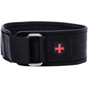 "Harbinger 4"" Nylon Weight Lifting Belt"