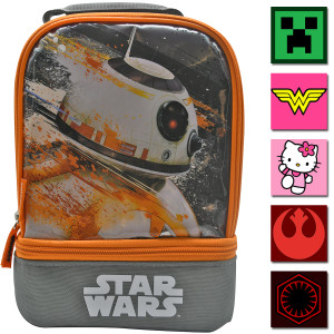 Thermos Kid's Dual Compartment Lunch Kit