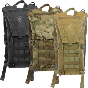 Aquamira Tactical Rigger Pressurized Hydration Pack