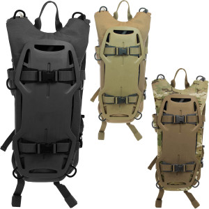 Aquamira Tactical Rig Guardian Pressurized Hydration Pack