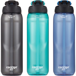 Contigo 32 oz. Fit AutoSpout Straw Water Bottle