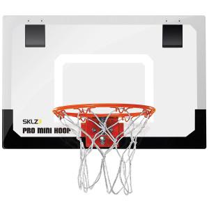SKLZ Pro Mini Basketball Hoop - Original - Black/White