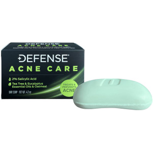 Defense Soap Acne Care Medicated Bar Soap